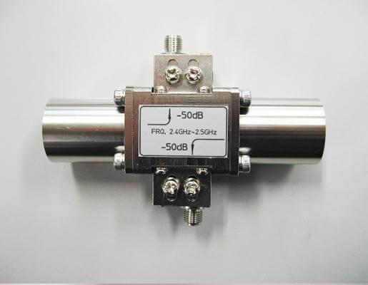 WX20D入出力モニター方向性結合器