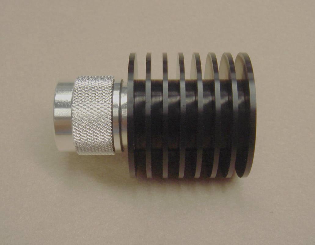 同軸終端器 N形プラグ形ダミーロード(放熱板付き)