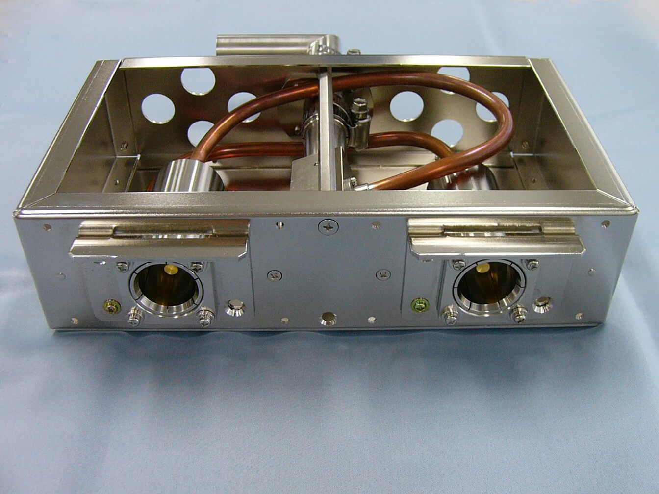20Dプッシュオン入力端子電力2合成器