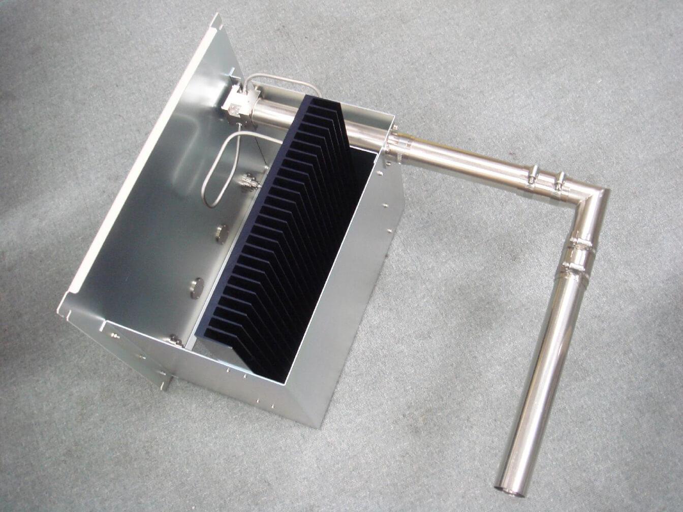 VHF帯 ウィルキンソン型 電力 2合成器(出力端子WX-20DNF)