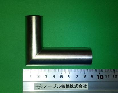 20D同軸管エルボウ