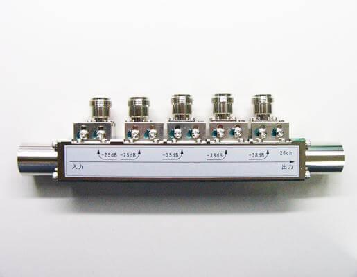 WX-39D 5端子モニター方向性結合器(結合端子N-J)