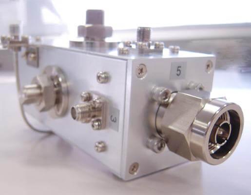 結合度可変型方向性結合器(3端子結合ポート I端子固定モニター)